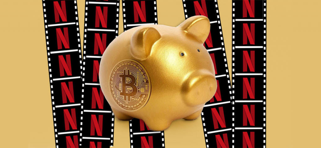 Netflix to become the Next Corporate Giant to Invest in Bitcoin?