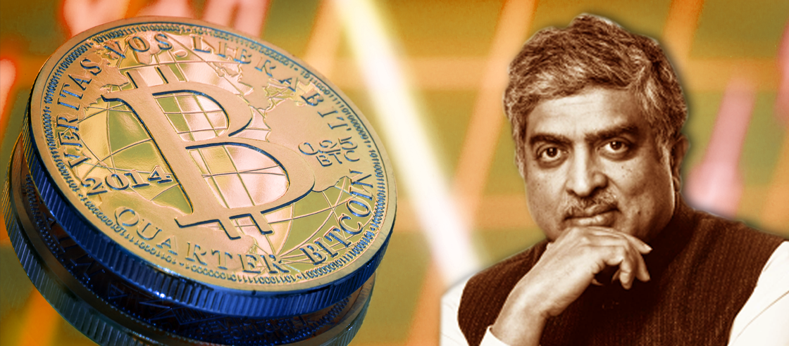 Indian Entrepreneur Nandan Nilekani Endorses Cryptocurrencies Amid Ban Rumors