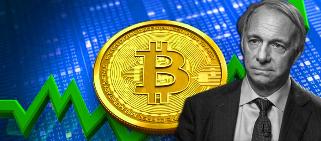 Ray Dalio Sees 'Good Probability' for Bitcoin Being Outlawed