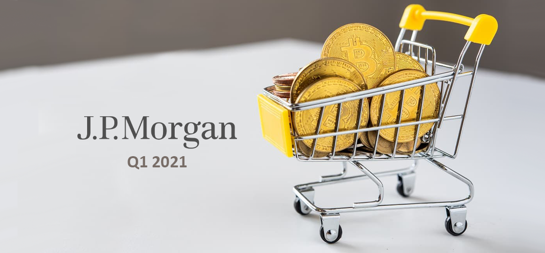 Retail Traders Bought More Bitcoin than Institutions in Q1 2021: JPMorgan