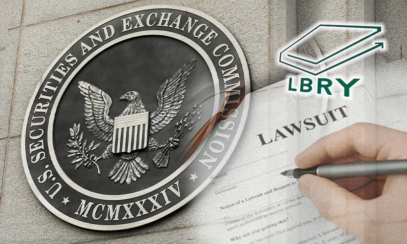 SEC Accuses LBRY of Selling Unregistered Securities, Files Lawsuit