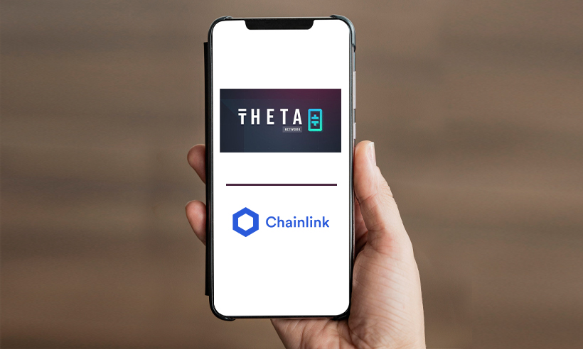 Theta Network Knocks over Chainlink, Chime in Top 10