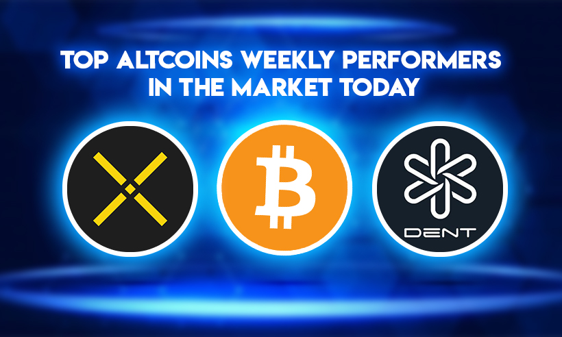Top Altcoin Performers in the Market Today: NPXS, BTT, and DENT