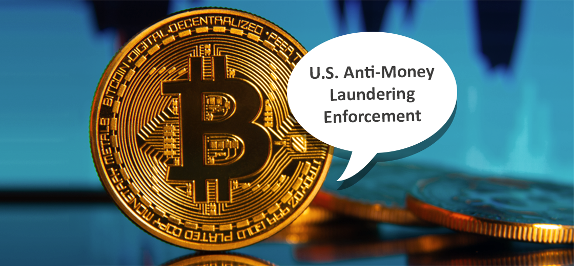 U.S. Anti-Money Laundering Enforcement Could Impact Bitcoin