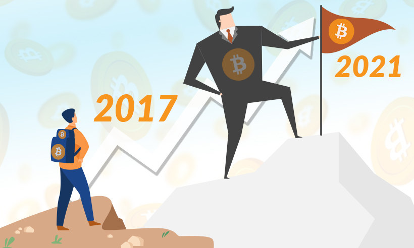 Bitcoin of 2017 vs Bitcoin As We Know Today