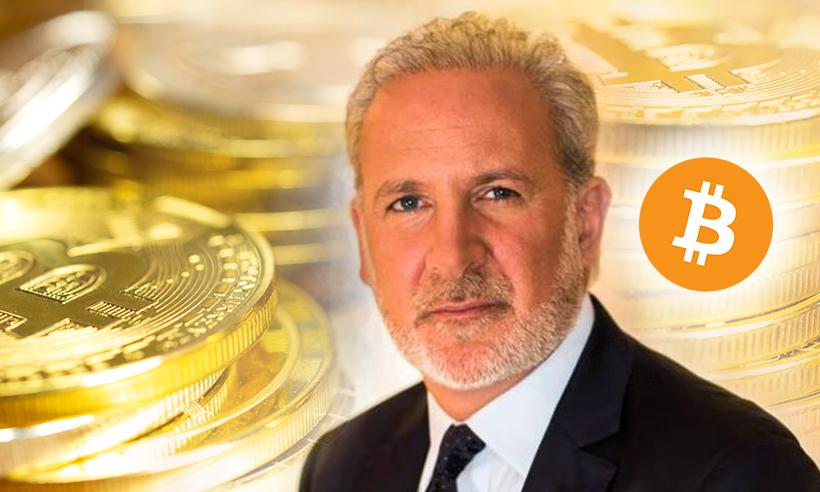 Bitcoin Critic Peter Schiff's Son Moves 100% of His Portfolio into Bitcoin