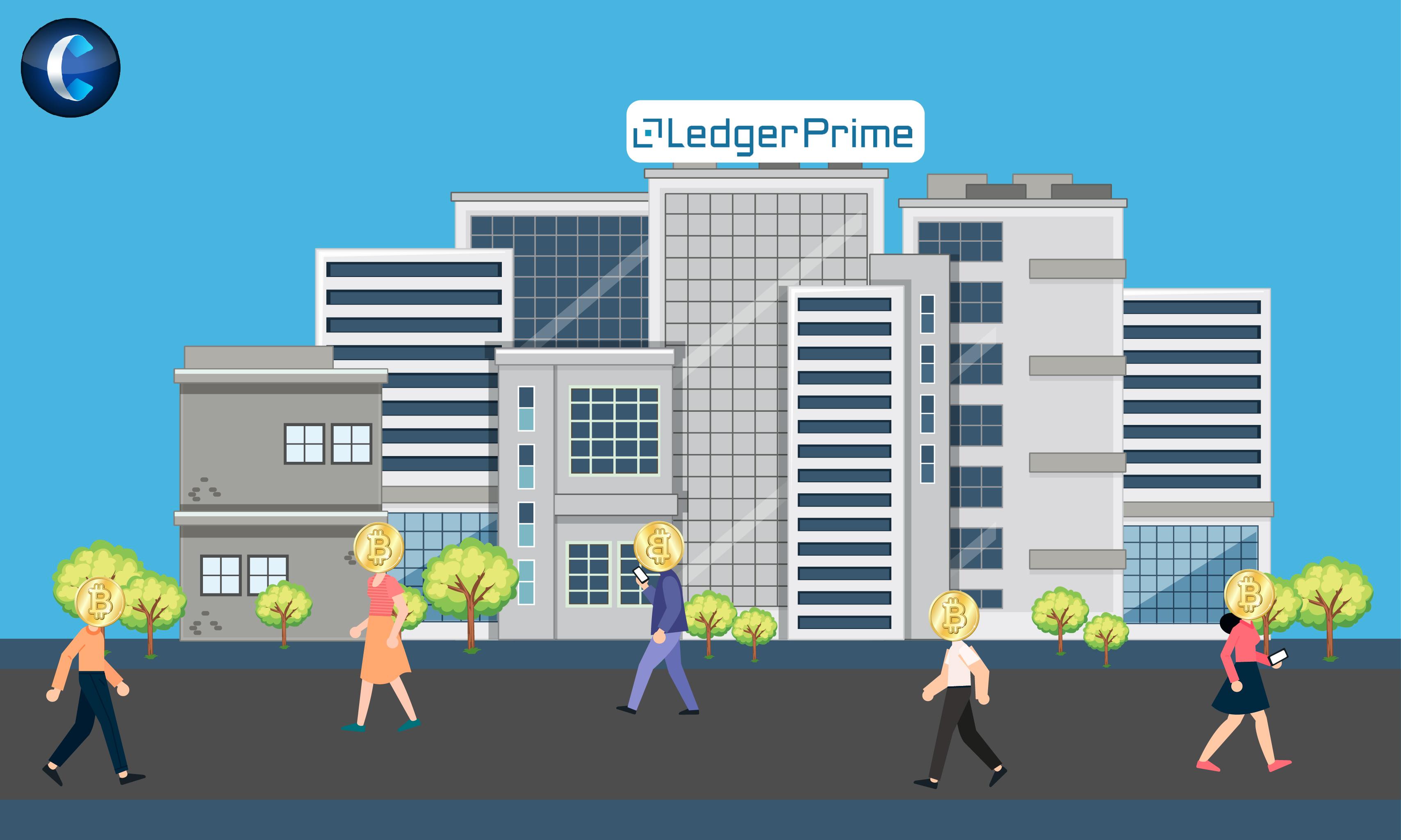 Digital Asset Investment Firm LedgerPrime Raises $50 Million for Bitcoin Fund