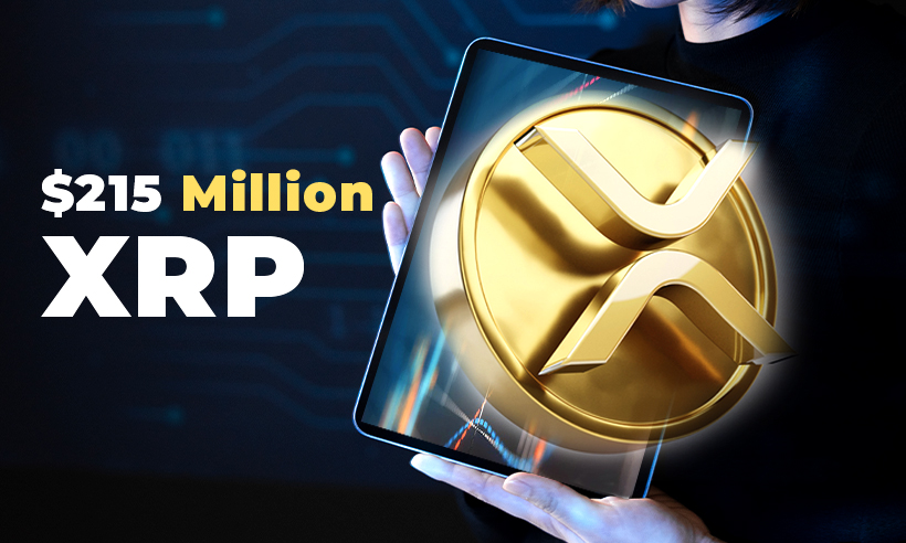 XRP Worth Millions Moved by Top Crypto Exchanges in the Last 24 Hours