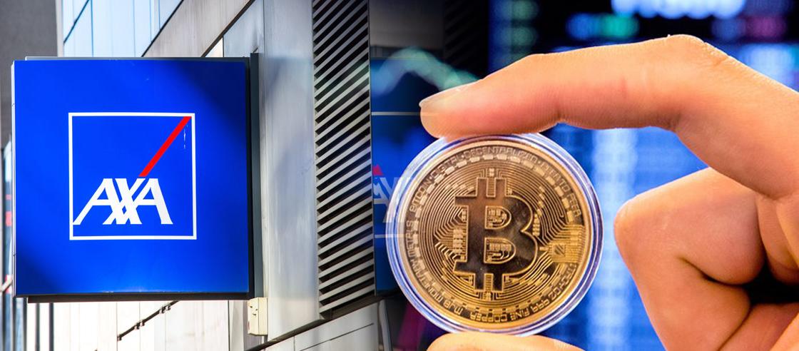 AXA Customers Can Now Pay Insurance Premiums Through Bitcoin