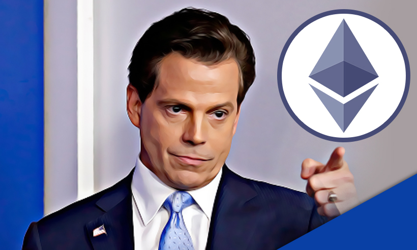 Anthony Scaramucci Believes Ethereum Would Continue to Grow