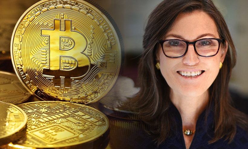 Ark's Cathie Wood Consider Bitcoin as 'Today's Gold Standard'