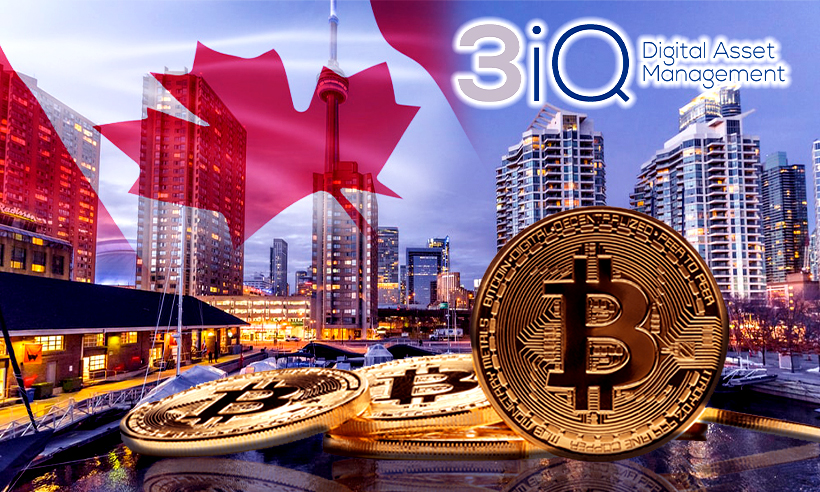 Asset Manager 3iQ is Launching a Bitcoin ETF in Canada