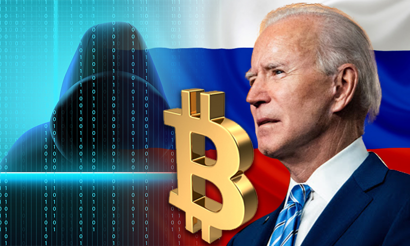 Biden Sanctions Russia for Cyberattacks Using Crypto