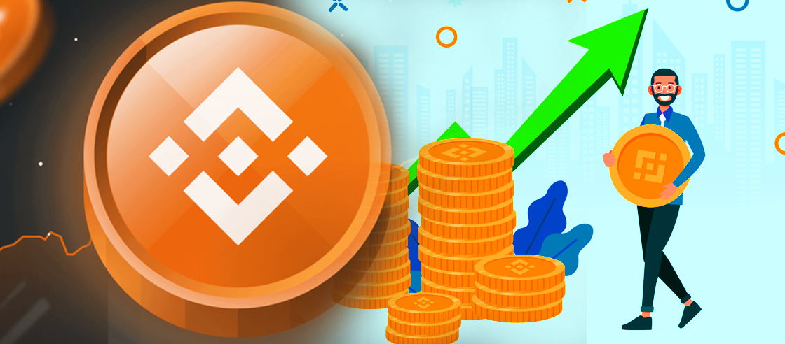 Binance Coin Jumps 10%, BNB Price Up by More than 1,500% in Last 4 Months