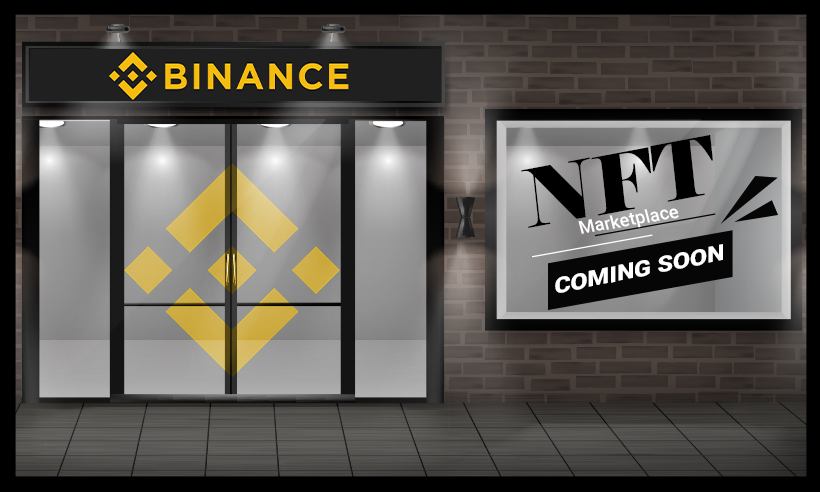 Binance All Set to Launch its Own NFT Marketplace
