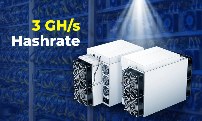 Bitmain Miner ASIC Device Revealed, Command 3GH/s Hashrate