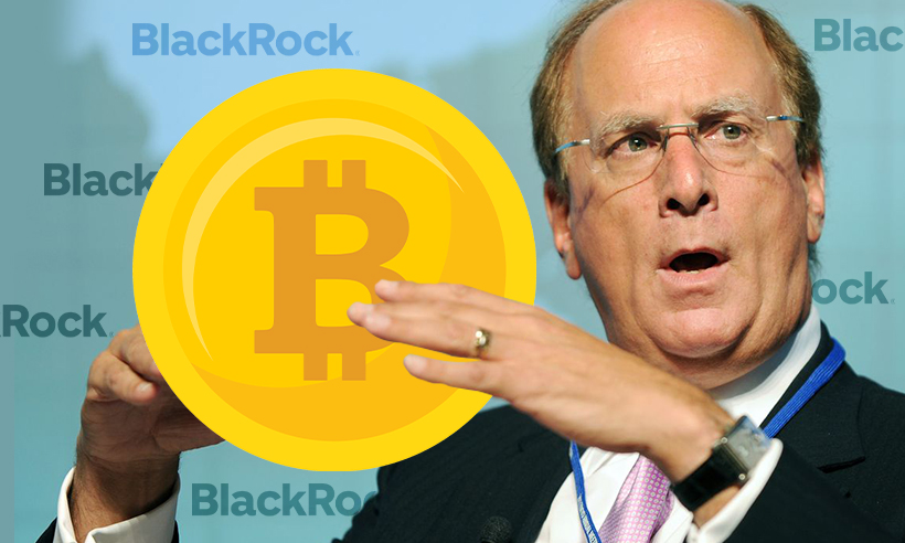 """BlackRock CEO Says Cryptocurrencies Could Become a """"Great Asset Class"""""""