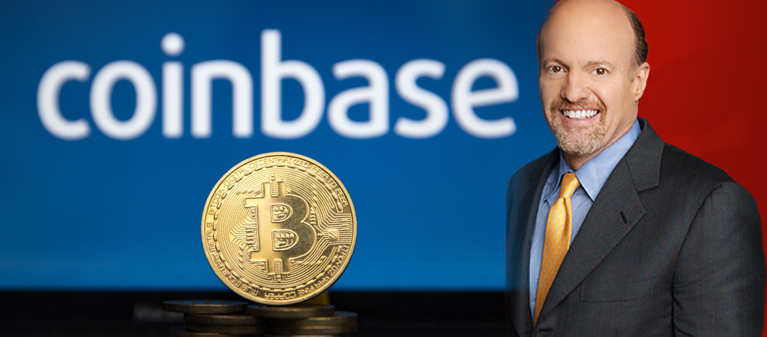 Coinbase Is The Real Deal, But Brace Yourself For A Bumpy Ride: Jim Cramer