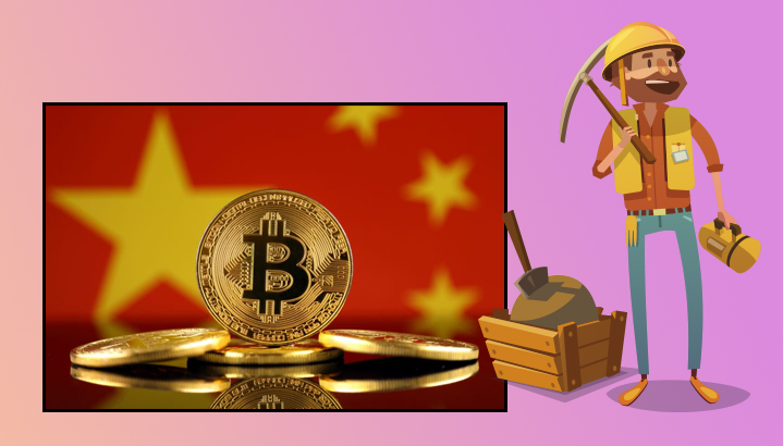 China's Bitcoin Mining Pools Hashrate Plummets in 24 Hours