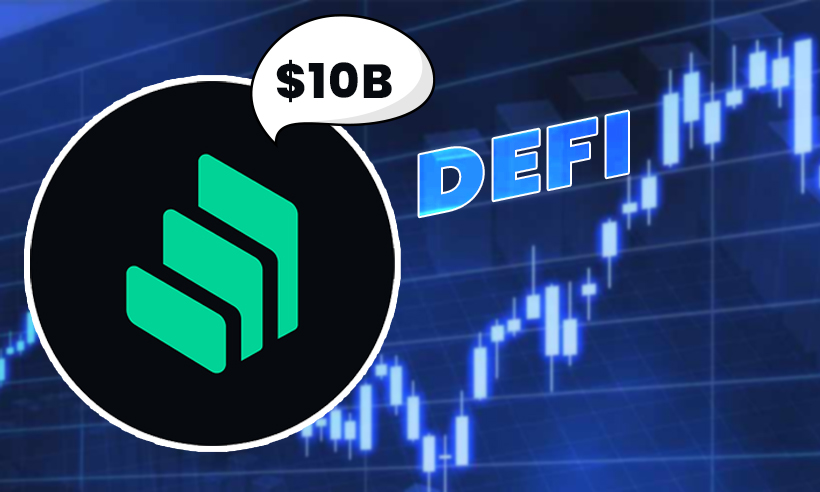 Compound (COMP) Becomes the First DeFi to Hit $10B in The Total Value Locked