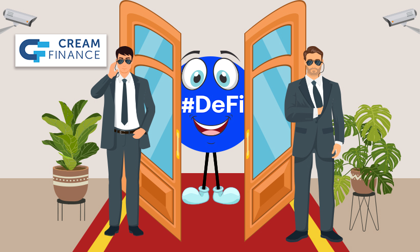 Cream Finance with Immunefi, Armor, and DeFiSafety improve DeFi Security