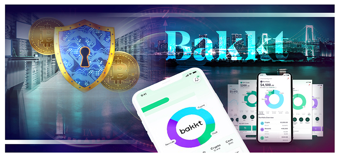 Crypto Custodian Bakkt Launches Its Own Digital Wallet App