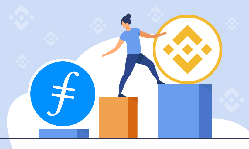Crypto Exchange Binance Extends Support to Upcoming Filecoin Hardfork