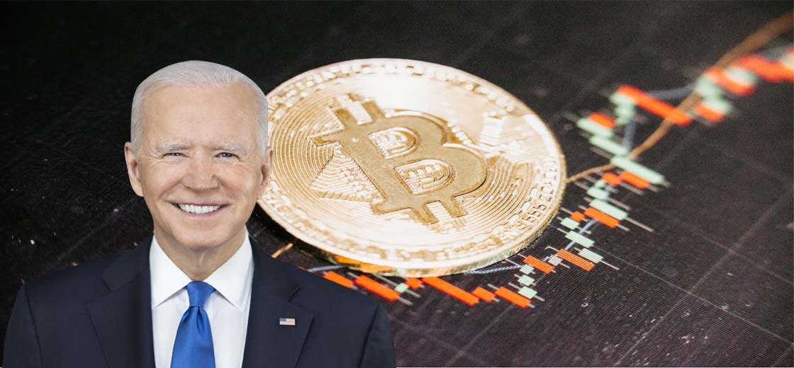 Crypto Market Slumps Amid Biden Administration's Capital Gains Tax