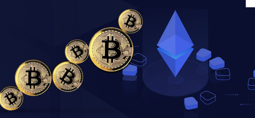 Bitcoin Back Above $61,000 Level, Ethereum Sets New ATH at $2,197