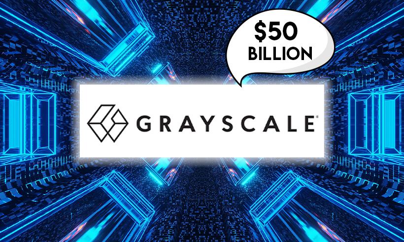 Grayscale Eyes $50 Billion in Crypto Asset Under Management