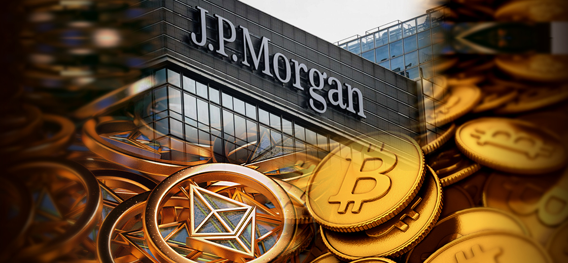 JPMorgan Bullish on Ethereum, Suggests Bitcoin Should Be Outstriped in the Long Run