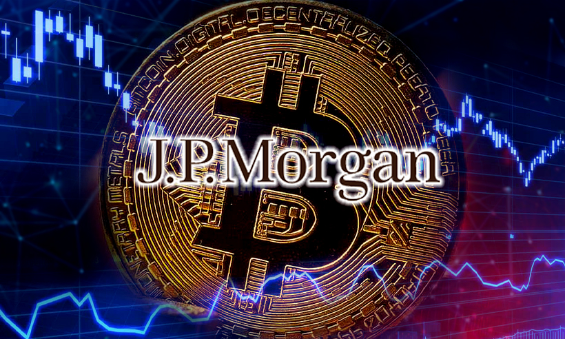 JPMorgan Forecasts About Bitcoin as Crypto Market Scales Up