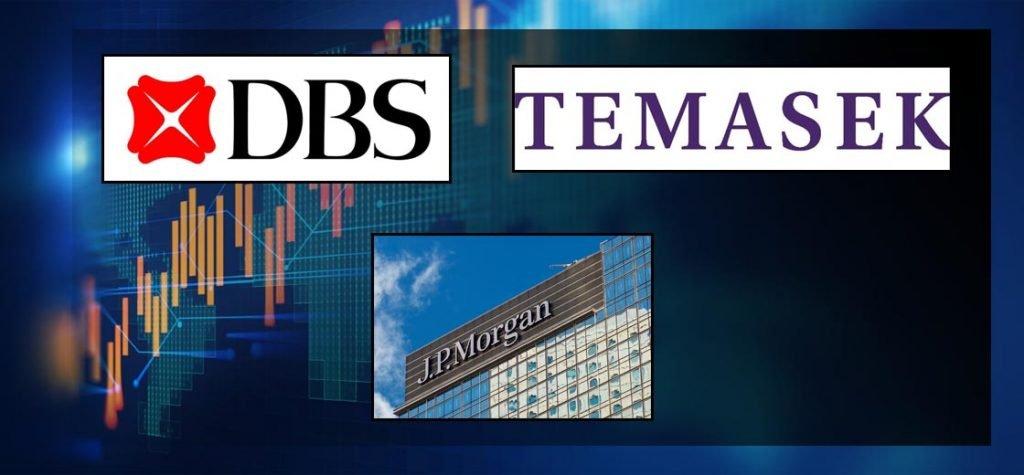 JPMorgan Partners Temasek and DBS in Blockchain Payments Platform