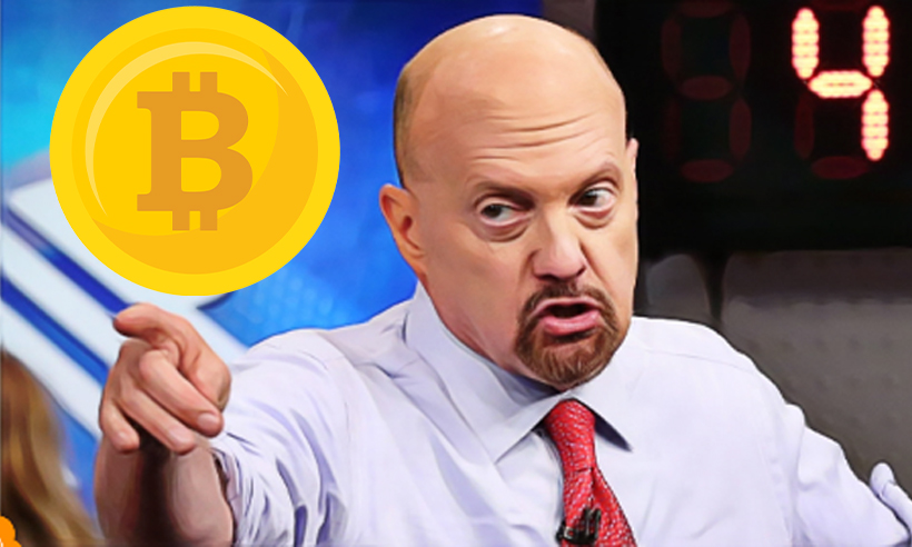 Mad Money's Jim Cramer Wants to Get Paid in Bitcoin