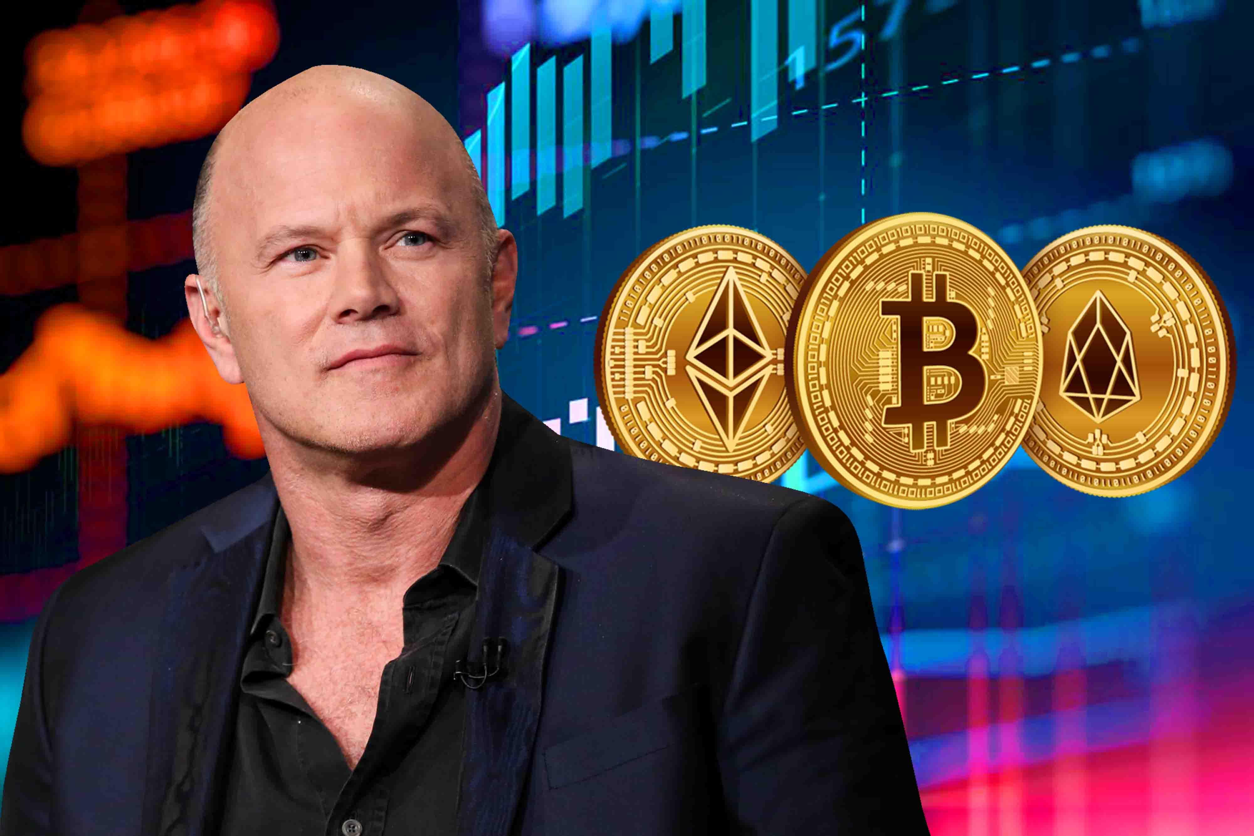 Mike Novogratz's Galaxy Digital Files for a Bitcoin ETF