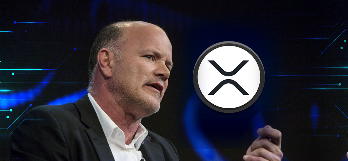 Mike Novogratz Points on the Discrepancy in XRP's Price and Ripple's Equity Value