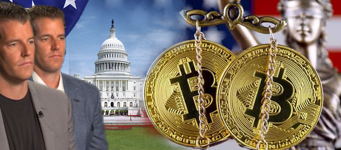 The U.S. Government Will Never Ban Bitcoin – Tyler Winklevoss