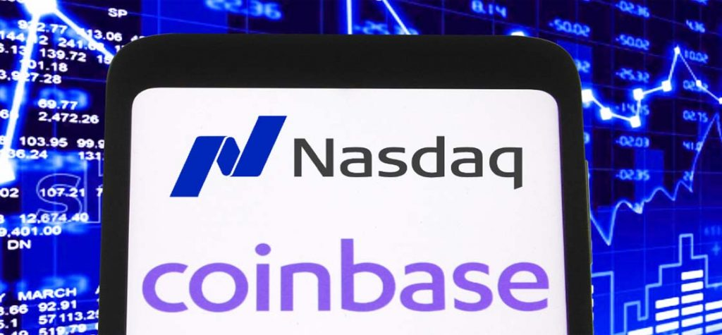 Nasdaq to Introduce Trading Options for Coinbase Global
