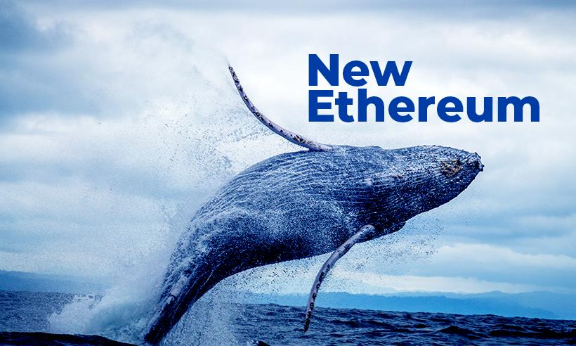 Ethereum Whale Addresses Surge as Price Soar: Santiment