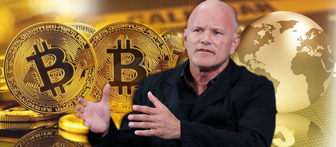 Mike Novogratz Expects 1% of the Global Wealth to Be in Crypto by 2021 End