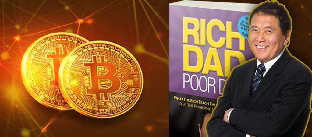 """Rich Dad Poor Dad"" Author Robert Kiyosaki Adding More Bitcoin to His Portfolio"