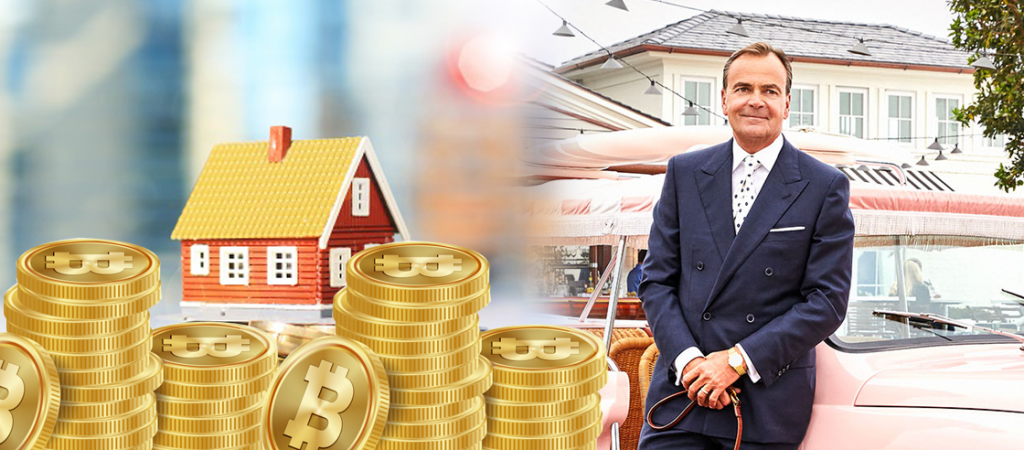 Tenants Can Now Pay Rent in Bitcoin at Properties Owned by Rick Caruso