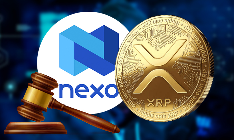 """Crypto Lender Nexo Sued for """"Unlawful"""" Suspension of XRP"""