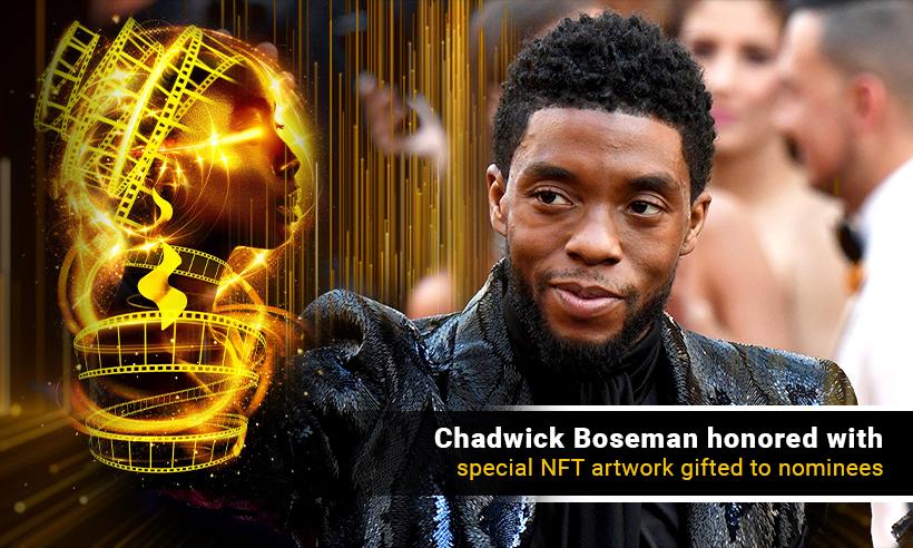 The Oscars Pays Chadwick Boseman Homage Through an NFT