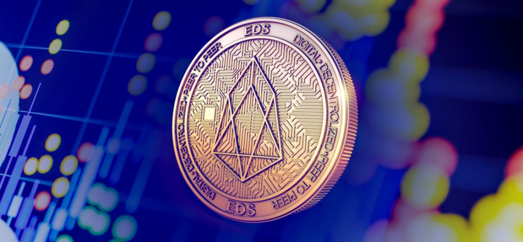 Integration of Google Cloud Lift and Protocol upgrades Results in EOS price 245%
