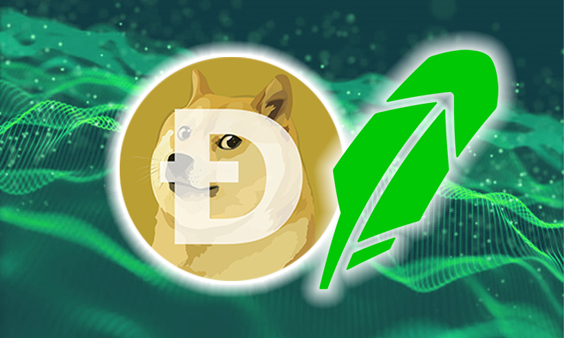 Robinhood Decreases Dogecoin Min Dimension from 10 DOGE to 1 DOGE