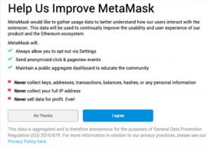 MetaMask Set Up