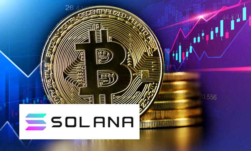 Solana Hits New All-Time High Despite Crypto Market Slump