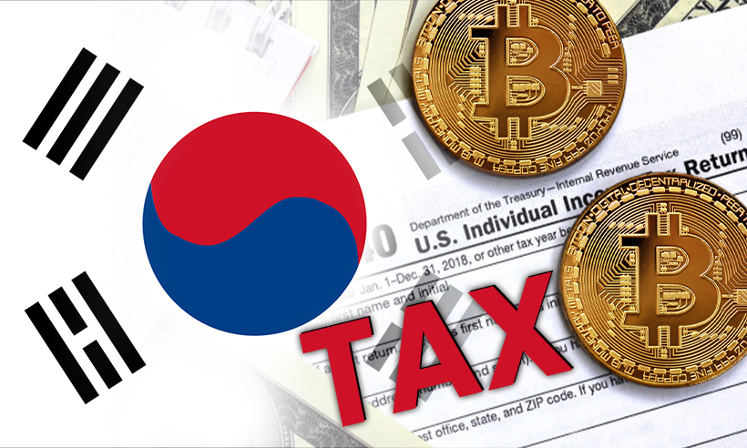 South Korean Government Seizes $22M Worth Crypto from Tax Evaders