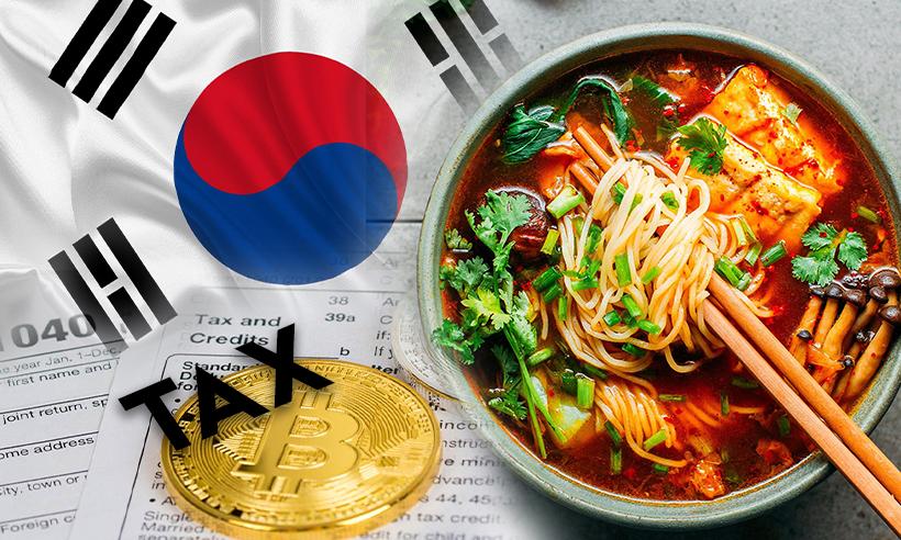 'Kimchi Premium' Resurfaces As South Korea Delays Crypto Taxation